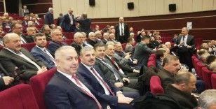 Ak Parti'de Kuruluştan Günümüze İlçe Başkanları toplantısı yapıldı