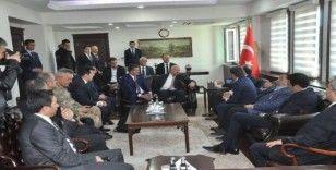 """Ticaret Bakan Yardımcısı Turagay: """"Irak'a 9 milyar dolarlık ihracat, 2.9 milyar dolarlık ithalat yapıyoruz"""""""