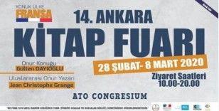 Atatürk Kültür Merkezi Başkanlığı 14. Ankara Kitap Fuarı'nda