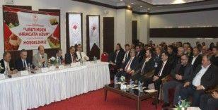 Manisa'da 'Üretimden ihracata üzüm' konuşuldu