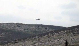Şehitlerin cenazeleri askeri helikopterle Hatay'a getirildi