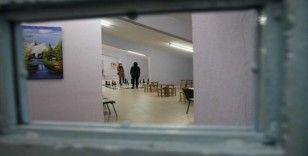 Mardin'de eski hükümlü koğuşu spor salonu oldu