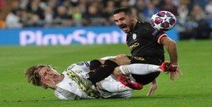 Manchester City, Real Madrid'i evinde yıktı