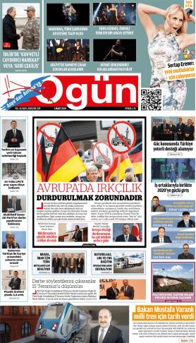 OGÜN Gazetesi Sayı:239
