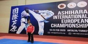 Düzce Üniversitesi öğrencisi Delibal Avrupa Şampiyonu oldu