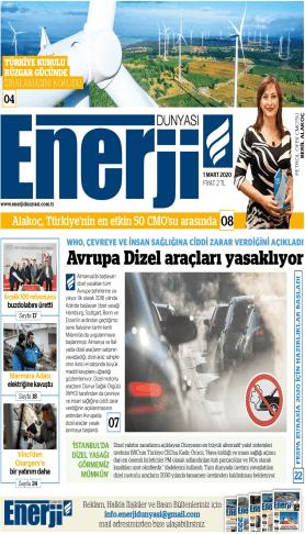 Enerji Dünyası - Mart 2020