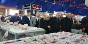 Isparta Belediyesi 4. Kitap Fuarı açıldı