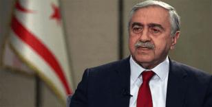 Akıncı'dan Türkiye'ye taziye mesajı