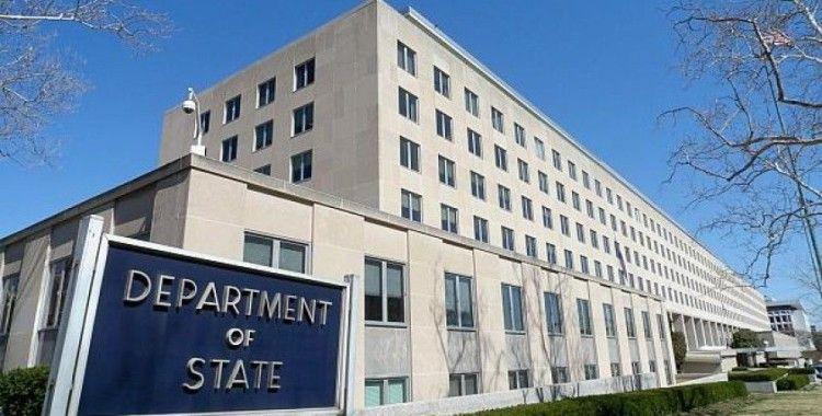 ABD Dışişleri Bakanlığı: 'Türkiye'yi en iyi nasıl destekleyebileceğimize bakıyoruz'