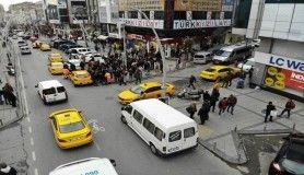 İstanbul'da mülteciler sınır kapılarına gidiyor