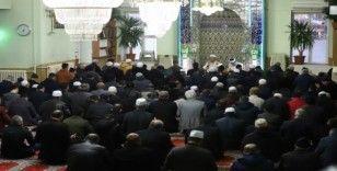 Sabah namazında şehitler için Kur'an-ı Kerim okundu