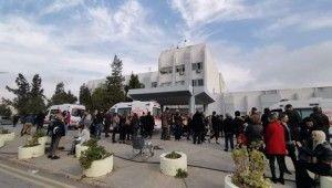 KKTC'deki hastane yangınında 2 kişi hayatını kaybetti