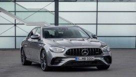 Mercedes-Benz'in yeni modelleri tanıtıldı