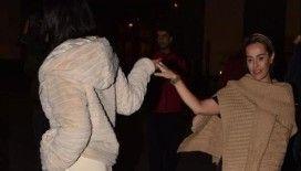 Helin Avşar'ın olaylı gecesi