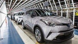 Toyota ABD'de 1,2 milyon aracını geri çağırıyor
