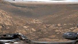 Curiosity'nin Mars'ta çektiği 'en detaylı panoramik görüntü' yayınlandı