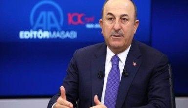 Moskova'daki zirveyle ilgili Bakan Çavuşoğlu'ndan açıklama