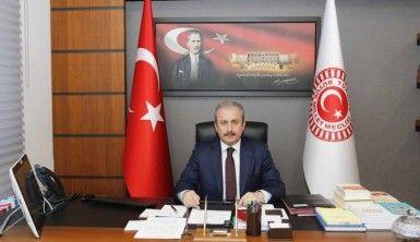 Mustafa Şentop'tan ziyaretçi açıklaması