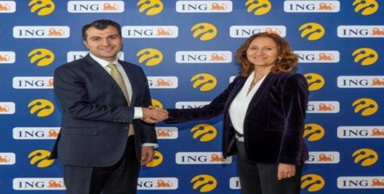 Turkcell'e ING'den 50 milyon euroluk 'yeşil kredi'