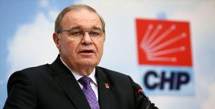 CHP Sözcüsü Öztrak: Koronavirüse karşı gayretlerinden dolayı Sağlık Bakanlığına teşekkür ediyoruz