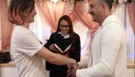 Biray Dalkıran ile Asuman Şener evlendi