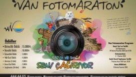 Van Büyükşehir Belediyesi 'Fotomaraton' düzenliyor