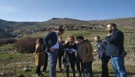 Şuhut'ta Binenler Turizm bölgesi için çalışmalar başladı
