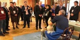 Kütahya ve Pecs arasındaki kültürel etkileşime DPÜ'den katkı