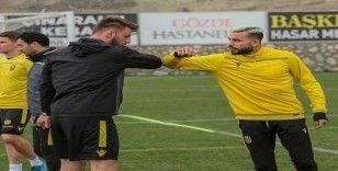 Yeni Malatyaspor, Kayserispor maçı hazırlıklarını sürdürüyor