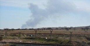 Irak'ta Haşdi Şabi mevzilerine ABD'den hava saldırısı