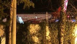 Esenboğa Havalimanı'na gelen uçaktaki 57 kişi karantinaya alındı