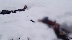 Çaldıran kırsalında 7 kaçak göçmenin cesedine ulaşıldı