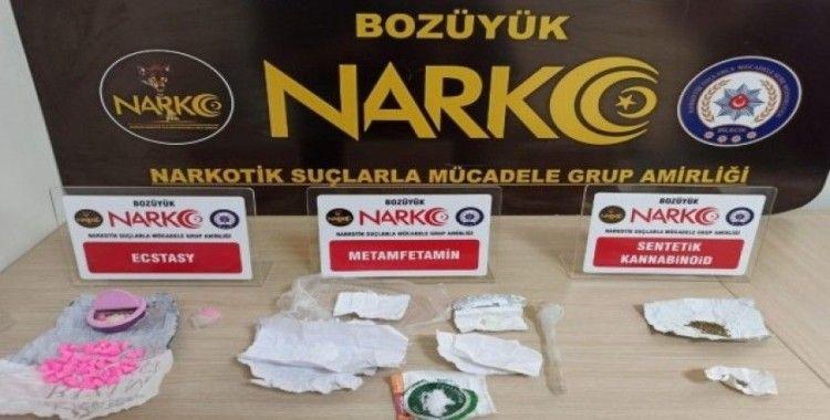 Uyuşturucu şüphelileri tutuklandı