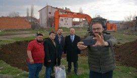 Şuhut'un tescilli yemeği 'Keşkek' in tanıtımı ile özel ev yapılıyor
