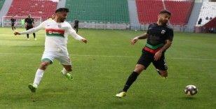 Diyarbekirspor sahasında Bayrampaşaspor ile golsüz berabere kaldı