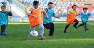 (Özel) Futbolda Özkaynak Projesi başladı