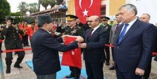 Atatürk'ün Adana'ya gelişinin 97. yıldönümü kutlandı