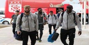 Sivasspor, Antalya'ya gitti