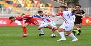 TFF 1. Lig: Altınordu: 1 - Balıkesirspor: 1