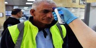 İzmir'de koronavirüse karşı ateş ölçerli önlem