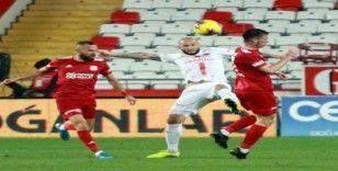 Süper Lig: Antalyaspor: 1- Sivasspor: 0 (Maç sonucu)