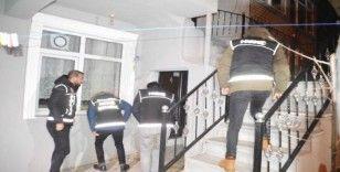 İstanbul'da şafak vakti narkotik operasyonu gerçekleştirdi