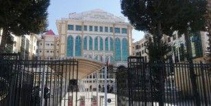 Antalya Adliyesinde 'korona virüsü' önlemi