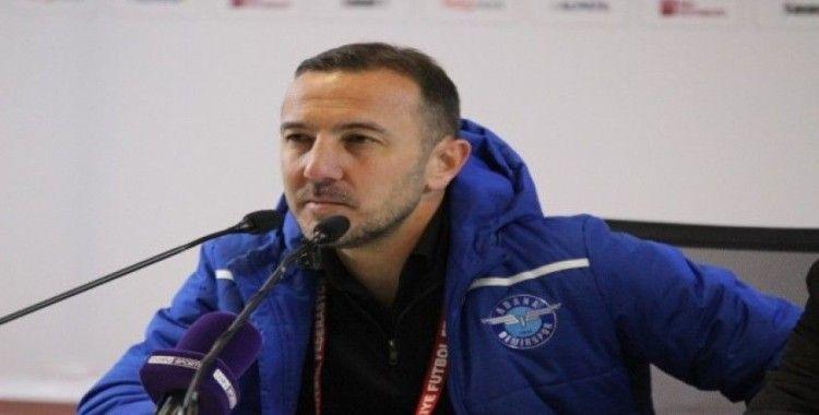 Adana Demirspor, Eskişehir'de farklı kazandı