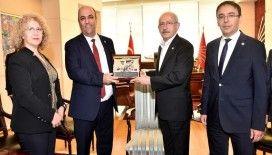 CHP Kastamonu heyetinden Ankara çıkartması