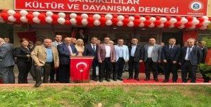 İzmir Sandıklılar Kültür ve Dayanışma Derneği'nin açılışı yapıldı