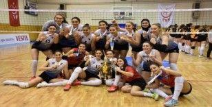 Kayseri OSB Teknik Koleji Atletikspor antrenörü Harun Şahin:
