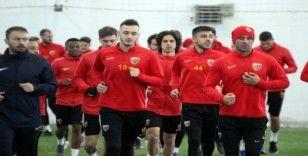 Kayserispor'da Fenerbahçe hazırlıkları devam ediyor