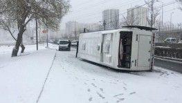 Kayseri'de aynı yolda 2 kaza