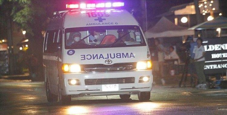 Tayland'da kamu binasına iki bombalı saldırı: 25 yaralı